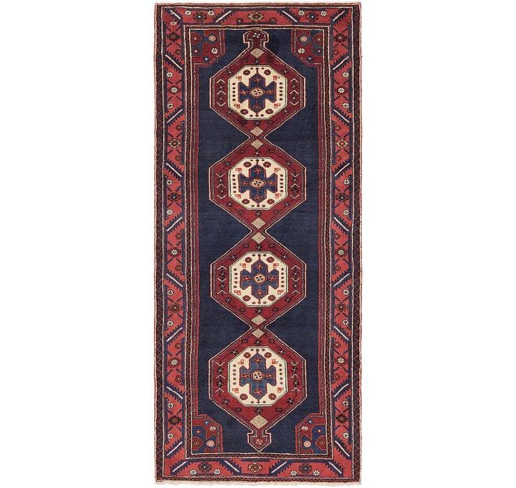 4' x 9' 9 Shahsavand Persian Runn...