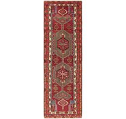 Link to 3' 6 x 11' 6 Meshkin Persian Runner Rug