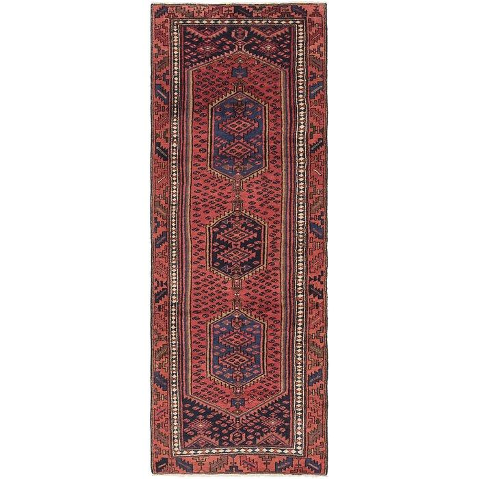 3' 2 x 9' 4 Zanjan Persian Runner Rug