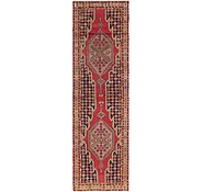 Link to 3' 6 x 12' 10 Mazlaghan Persian Runner Rug