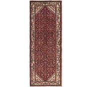 Link to 3' 9 x 10' 4 Hossainabad Persian Runner Rug