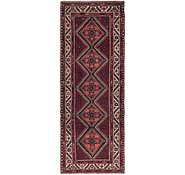Link to 3' 8 x 10' 7 Chenar Persian Runner Rug
