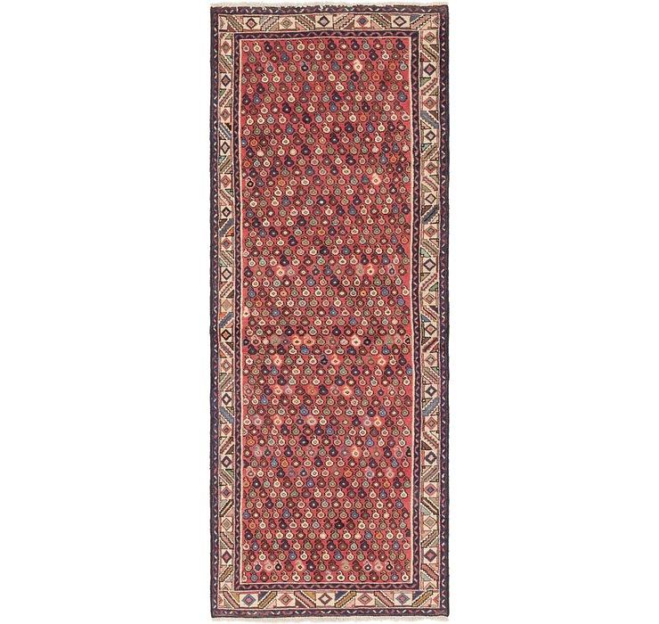 3' 7 x 9' 10 Shahsavand Persian Runn...