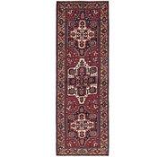 Link to 3' 7 x 10' 9 Gharajeh Persian Runner Rug