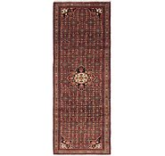 Link to 3' 9 x 10' 5 Hossainabad Persian Runner Rug