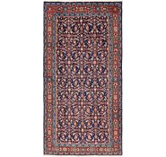 Link to 5' 2 x 10' 4 Farahan Persian Runner Rug