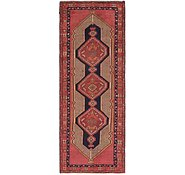 Link to 3' 7 x 10' Meshkin Persian Runner Rug