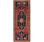 Link to 127cm x 323cm Meshkin Persian Runner Rug