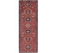 Link to 3' 9 x 11' 2 Gharajeh Persian Runner Rug