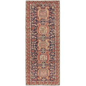 Link to 130cm x 328cm Ardabil Persian Runner ... item page