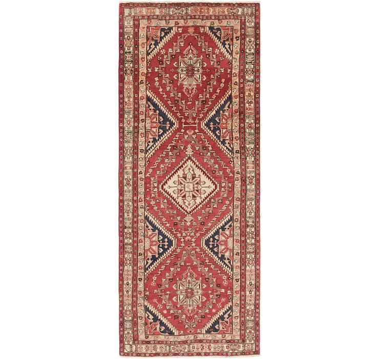 130cm x 335cm Gholtogh Persian Runner...