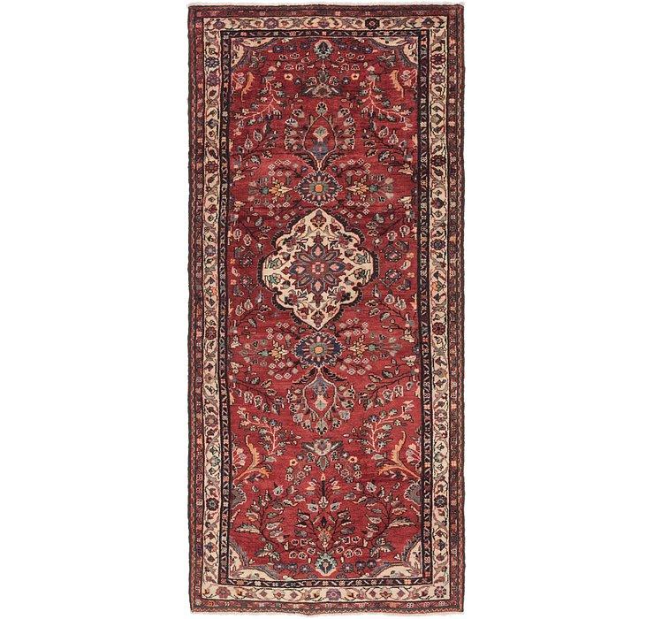 4' 2 x 9' 8 Nanaj Persian Runner Rug