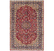 Link to 208cm x 312cm Isfahan Persian Rug