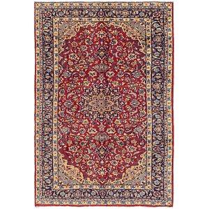 6' 10 x 10' 3 Isfahan Persian Rug