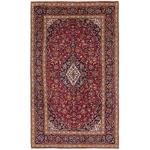 6' 9 x 11' 2 Kashan Persian Rug