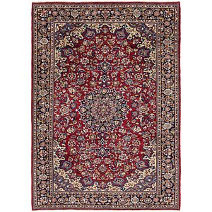 Link to 218cm x 300cm Isfahan Persian Rug item page
