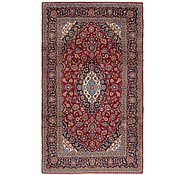 Link to 6' 6 x 11' 6 Kashan Persian Rug