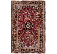 Link to 6' 9 x 10' 6 Kashan Persian Rug