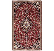 Link to 5' 6 x 9' 6 Kashan Persian Rug