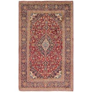 6' 4 x 10' 7 Kashan Persian Rug