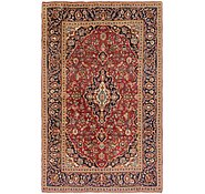 Link to 6' 6 x 10' 2 Kashan Persian Rug