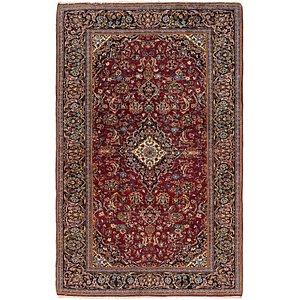 Unique Loom 6' 7 x 10' 3 Kashan Persian Rug