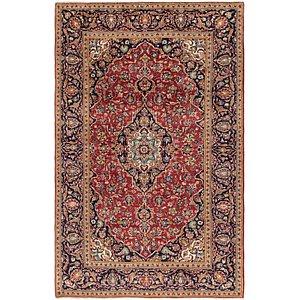 Unique Loom 6' 6 x 10' 4 Kashan Persian Rug
