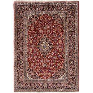 Unique Loom 7' 4 x 10' 4 Kashan Persian Rug