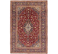 Link to 6' 10 x 9' 9 Kashan Persian Rug