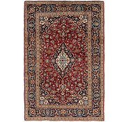 Link to 6' 9 x 10' 4 Kashan Persian Rug