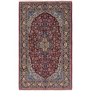 Unique Loom 7' 2 x 12' Isfahan Persian Rug