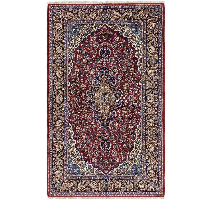 7' 2 x 12' Isfahan Persian Rug