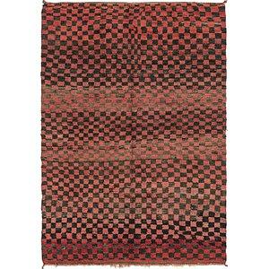 6' 5 x 8' 10 Moroccan Rug
