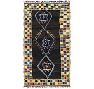 Link to 5' 3 x 10' Moroccan Runner Rug