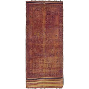 HandKnotted 5' 10 x 14' 5 Moroccan Runner Rug