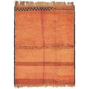 4' 6 x 5' 10 Moroccan Rug
