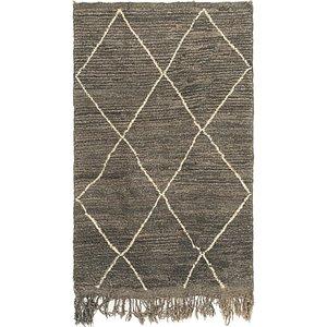 3' 10 x 6' 4 Moroccan Rug
