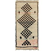 Link to 2' 10 x 6' 4 Moroccan Runner Rug