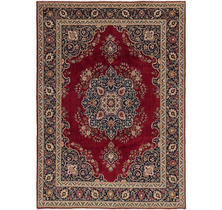 10' x 13' 9 Tabriz Persian Rug