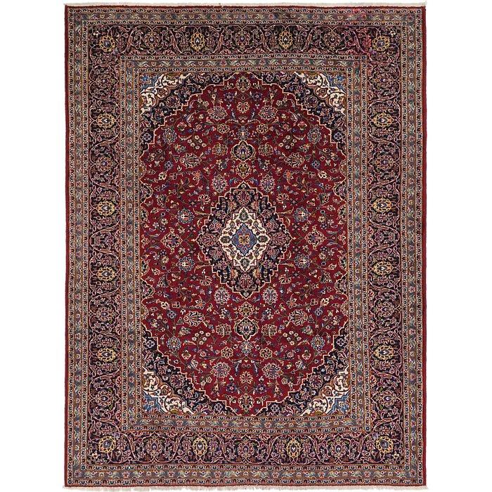 8' 4 x 11' Kashan Persian Rug