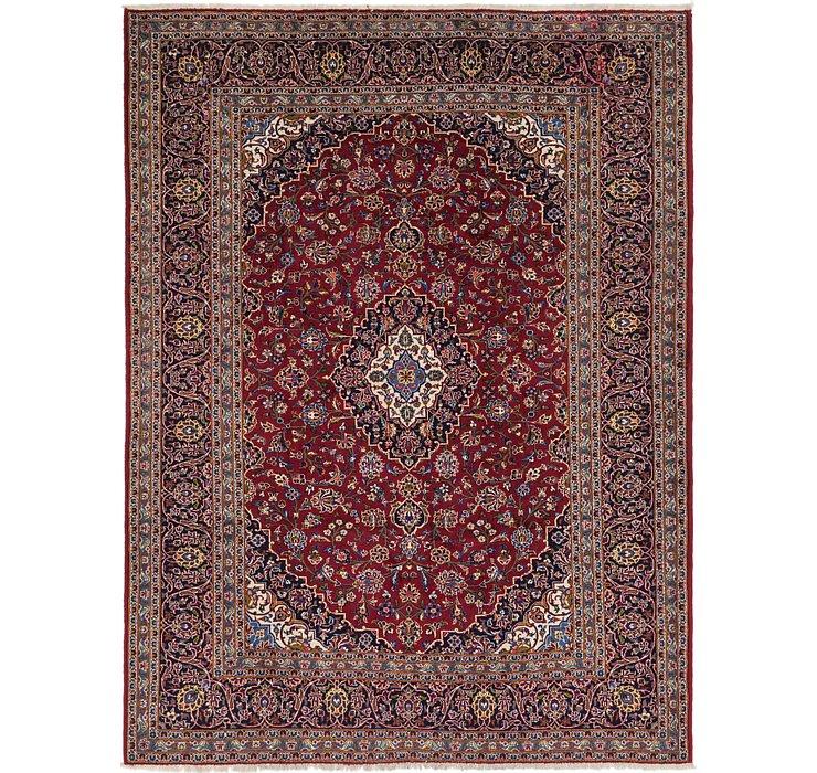 255cm x 335cm Kashan Persian Rug