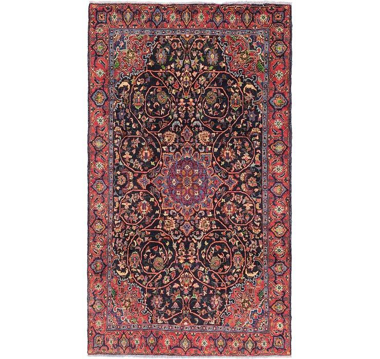 6' 3 x 10' 8 Mahal Persian Rug