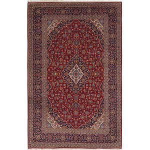 Link to 9' 4 x 14' 7 Kashan Persian Rug item page