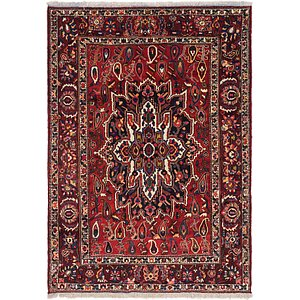 7' 6 x 10' 5 Bakhtiar Persian Rug