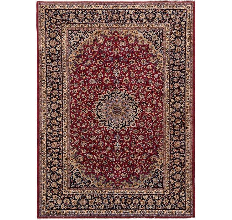 9' 10 x 13' 5 Isfahan Persian Rug