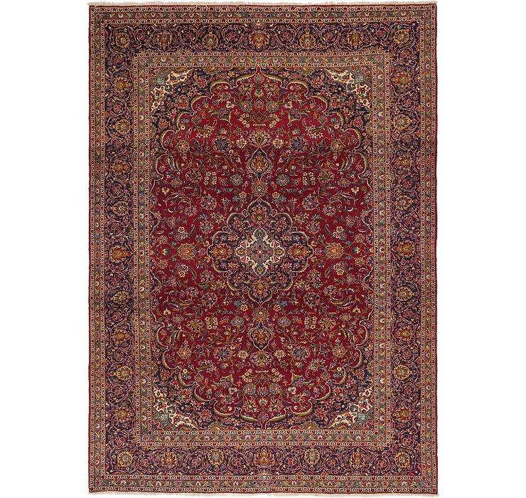 9' 10 x 14' Mashad Persian Rug