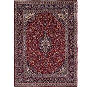 Link to 9' 9 x 13' Kashan Persian Rug