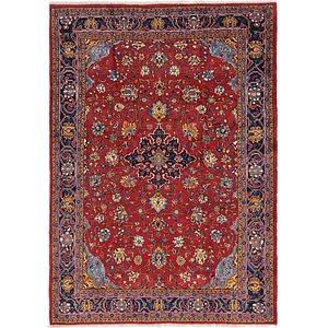 7' 3 x 10' Golpayegan Persian Rug