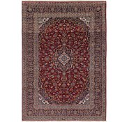 Link to 275cm x 385cm Kashan Persian Rug