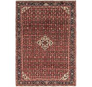 Link to 6' 8 x 9' 10 Hossainabad Persian Rug
